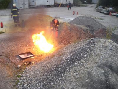 Vorbeugender Brandschutz 1