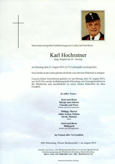 Parte Hochratner